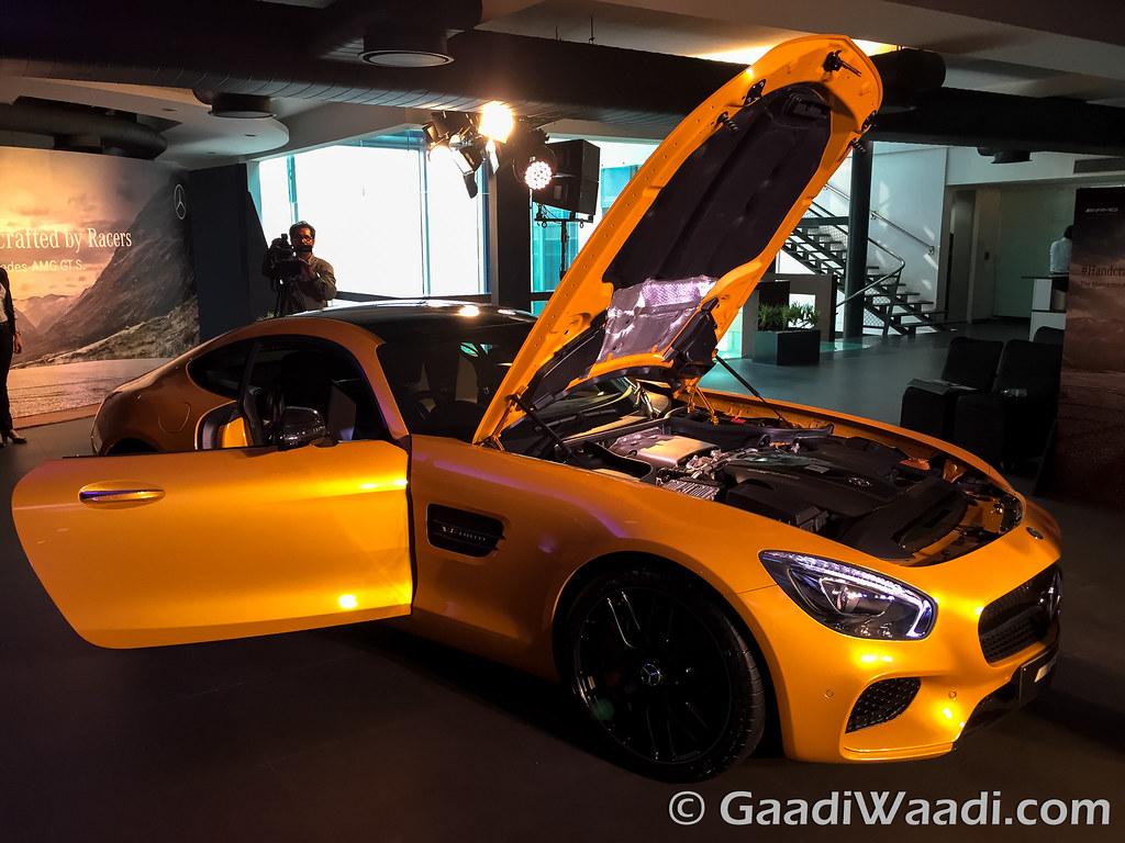 2016 Mercedes-AMG GT S-19