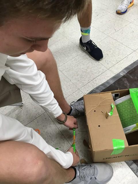 Physics Design Challenge: Heavy Lifting