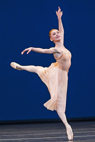 Iana Salenko in action.