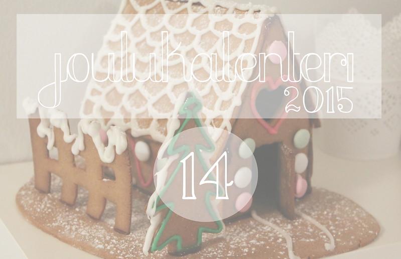 joulukalenteri luukku 14