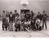 Monday-Wednesday Night and Freinds Ball Hockey Team Keeble Cable circa 1975