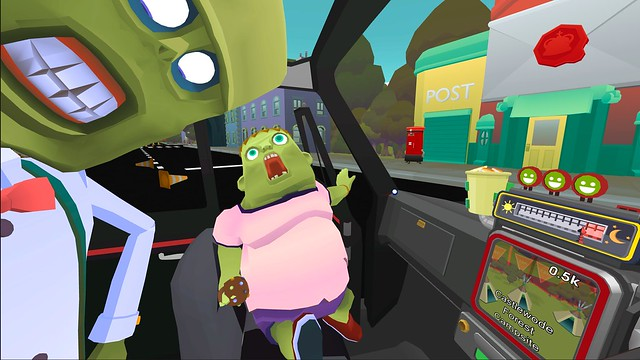 The Modern Zombie Taxi Co, Image 02
