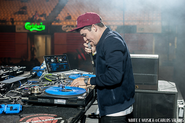 DJ Ride - Carlsberg Where's the Party '15