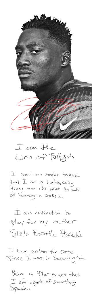 #49ersSpotlight: Eli Harold