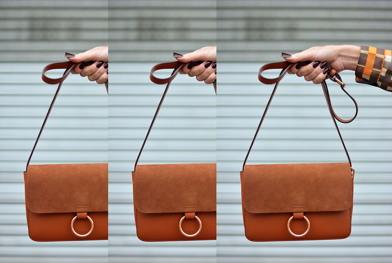 """The Catherine"" cross body bag by Yosa"