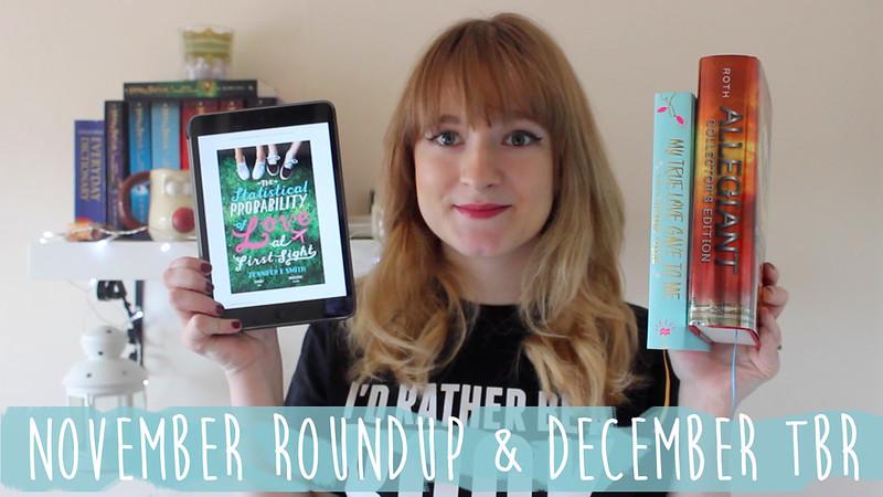 November Roundup and December TBR