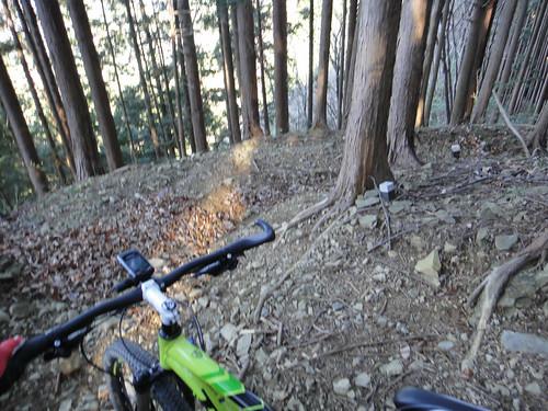 2015.12.19 Trail ~難易度高すぎる その1
