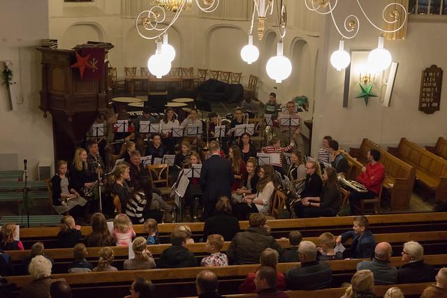 Kerstconcert Jeugdorkest 19 december 2015