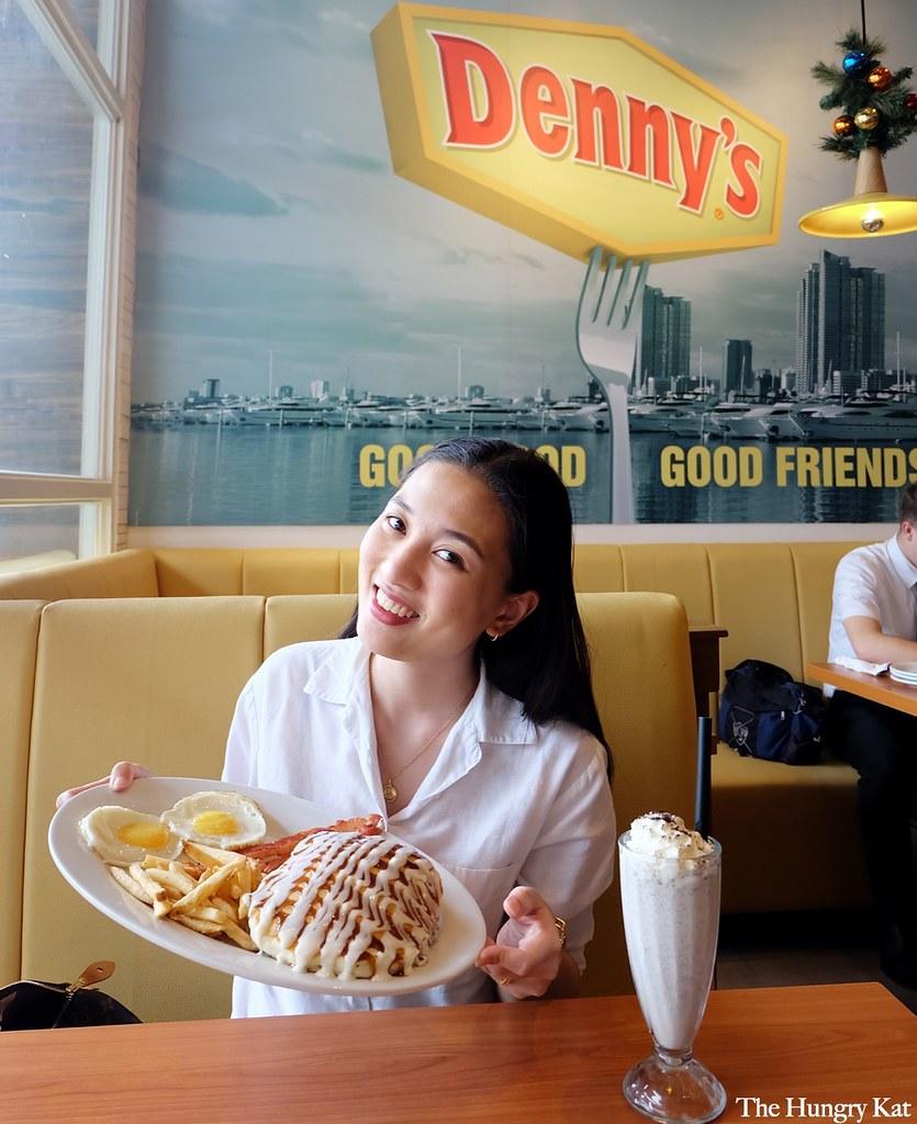 Denny's Is Always Open 24/7