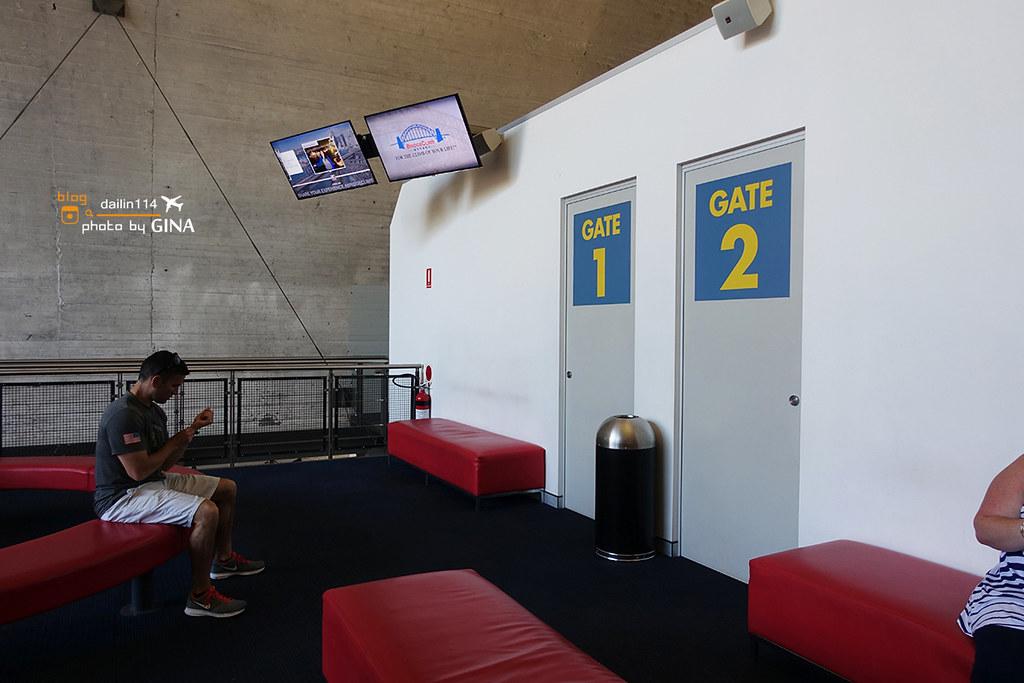 雪梨一日團 悉尼一日遊》雪梨自由行 攀爬雪梨港灣大橋(Sydney Harbour Bridge)之雪梨市區走到斷腿+雪梨港灣河畔白天夜晚都好美+月光樂園(LunaPark) @Gina Lin
