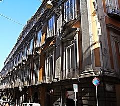Serra di Cassano Palace in Naples - Architect Ferdinando Sanfelice (Naples 1675-Naples 1748)