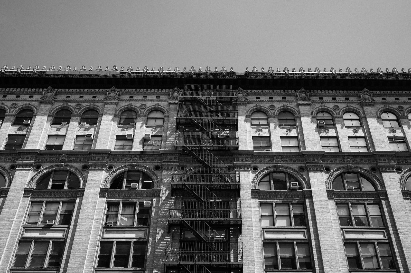 "Image titled ""Fire Escapes #2, NYC."""
