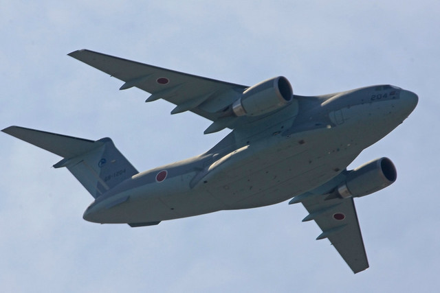 C-2輸送機 68-1204号機 IMG_4981_2