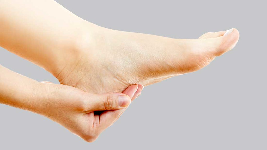 Foot Pain In The Morning?