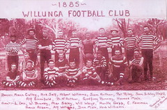 Willunga Football Club, 1885