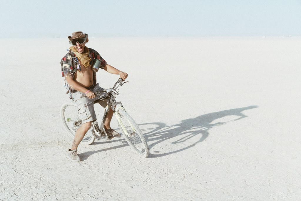 Burning Man 2016 DaVinci's Workshop