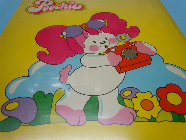 Poochie Mattel 1987 Sealed Photo Album