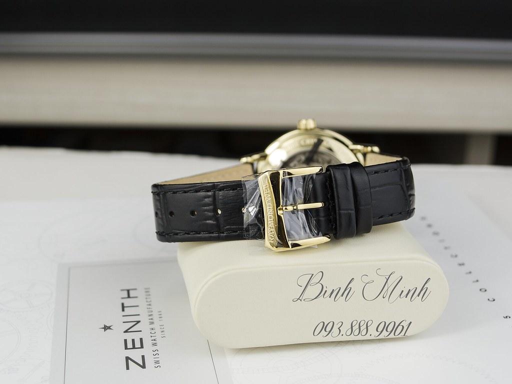Đồng hồ Raymond Weil Maestro máy automatic mạ vàng PVD, mới 100% đủ hộp sổ