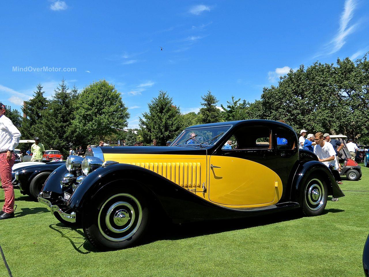 Bugatti Type 57 Concours Of America 7
