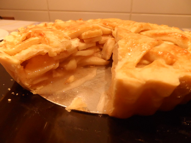 TORTA DE MAÇÃ - APPLE PIE