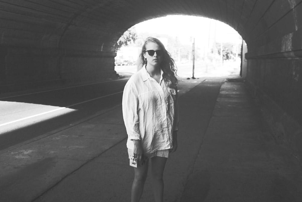 BTS: Marika Hackman in Philadelphia