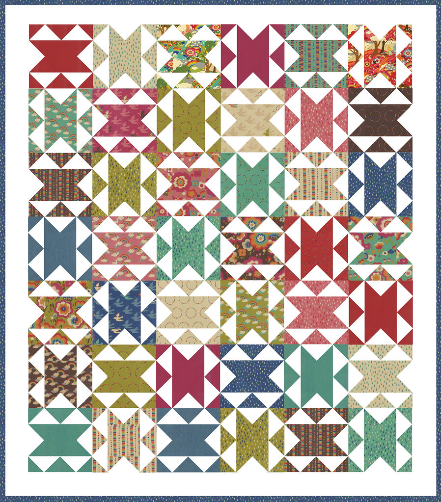 Chatterbox quilt