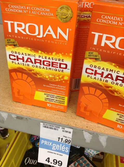 Trojan charged