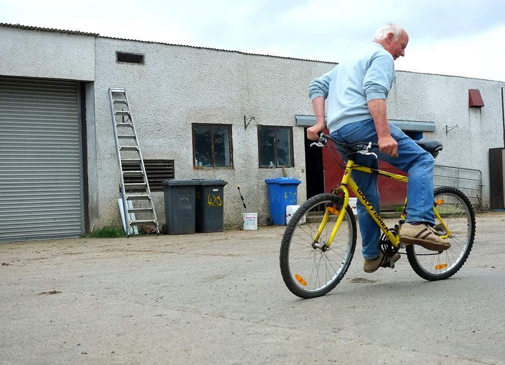 Thomas Cycles Backwards