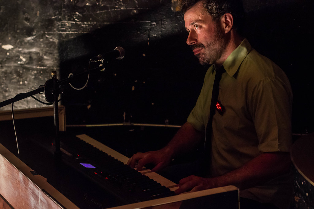The Claudettes | Zoo Bar | 9/2/2015