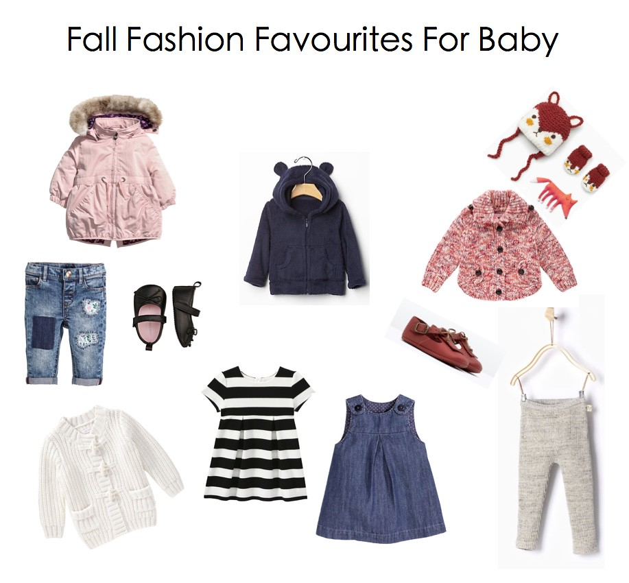 Fall Fashion for Baby