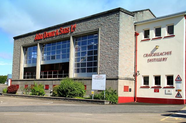 Craigellachie Distillery