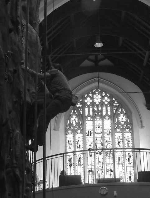 Church of St. Mark, Newcastle Climbing Centre