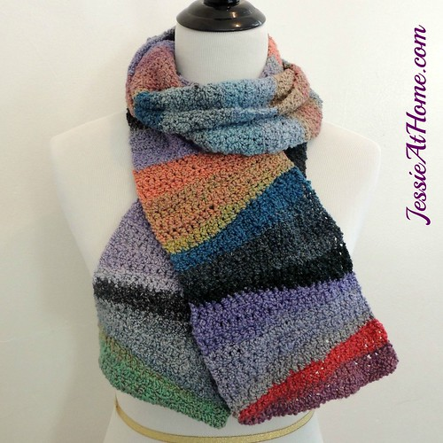 Textured-Waves-Scarf-free-crochet-pattern-by-Jessie-At-Home-4
