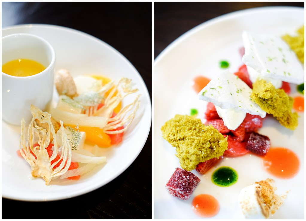 The Disgruntled Chef: Strawberries & Mascarpone