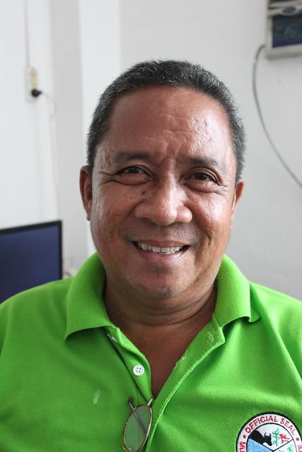 Barugo Municipal Engineer Teofilo Glenn Avestroz, Jr