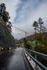 auf dem Weg zur Taminabrücke by smART.photography
