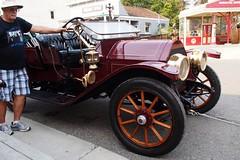 1911 Cadillac Model 30 Demi-Tonneau 1