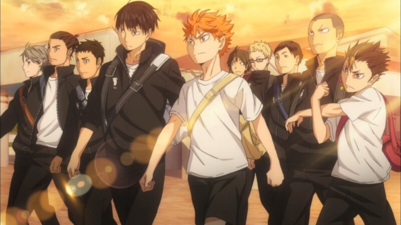 Haikyuu Second Season