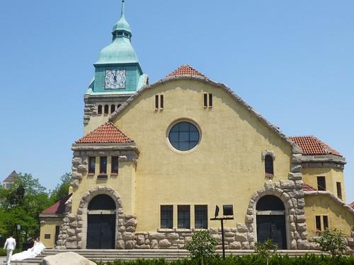 CH-Qingdao-Église protestante (2)