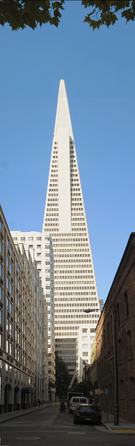 Transamerica Building, San Francisco (2015)