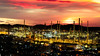 Oil refinery by Patrick Foto ;)