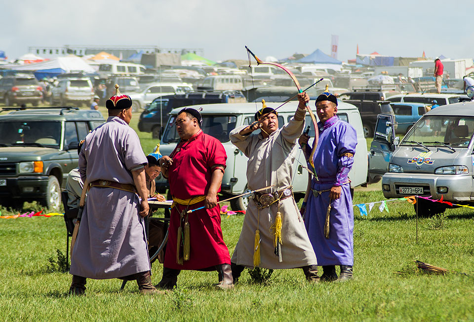 Overland Discovery with Rural Naadam Festival in Karakorum