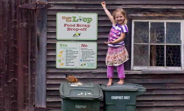 Jay Peak Trash To Compost