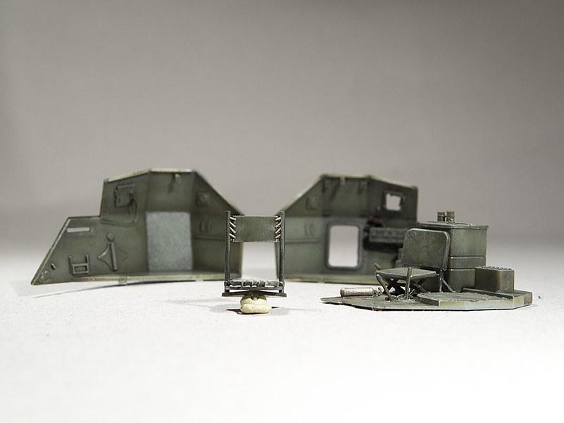 Projet Normandy : Dingo MK.III // Miniart // 1/35 21987565431_3750758dd2_c