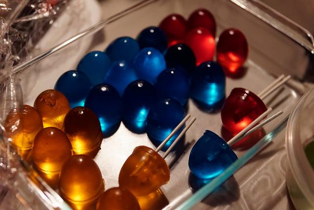 LED Jello Shots