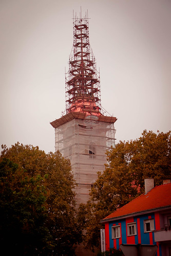 autumn church croatia podravina hrvatska slavonija jesen virovitica