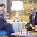 FAO Director-General José Graziano da Silva meeting with Sergio Mattarella, President of the Republic of Italy