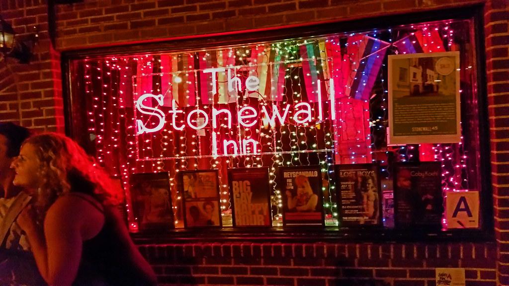 The Stonewall Inn NYC NY