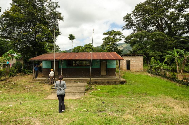 Jo Vandenburg in Nicaragua - Photos by Joe Vandenburg