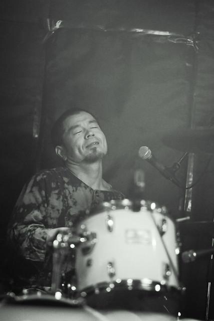 SPUTNIK KOMBINAT live at Club Mission's, Tokyo, 22 Oct 2015. 184